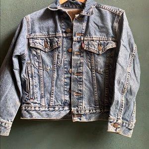 80s Vintage Levi Jacket